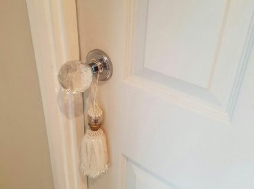 Crystal Door Handle