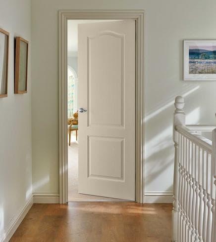 Interior Door Hanging